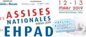 Assises Nationales des EHPAD 2019