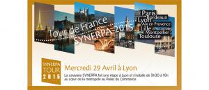 SYNERPA Tour 2015