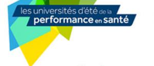 Appel à communications de l'Université d'été de la performance en santé 2013