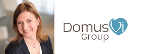Anne DERÉGNAUCOURT et Matthieu HAUW rejoignent le Groupe DomusVi