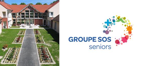 L'association Le Grand Jardin rejoint  le GROUPE SOS Seniors