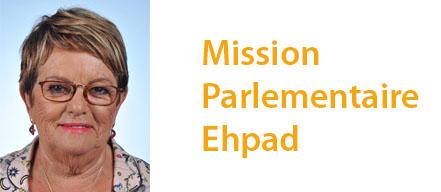 EHPAD : Une mission parlementaire pour faire le point sur la situation des EHPAD en France
