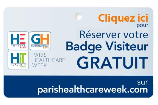 La prochaine Paris Healthcare Week aura lieu à Paris du 29 au 31 mai 2018.