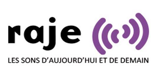 RAJE, le réseau de radios associatives de communication sociale de proximité.
