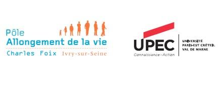 Signature de la convention de partenariat  entre l'Université Paris Est Créteil et le Pôle Allongement de la Vie Charles Foix.