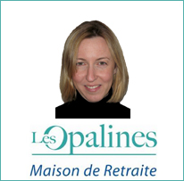 Interview de Véronique STEFF,  Directrice EHPAD SGMR Les Opalines de Foucherans