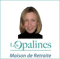 Interview de Véronique STEFF,  Directrice EHPAD SGMR Les Opalines de Foucherans