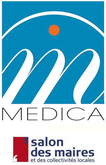 Le groupe medica sera pr sent au salon des maires et des for Salon medica
