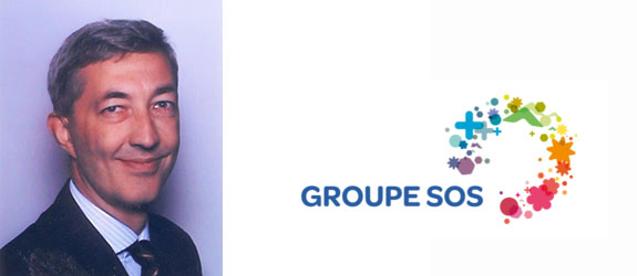 David Causse rejoint le GROUPE SOS