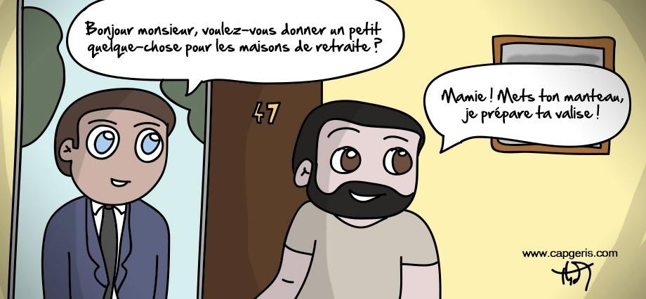 Humour Maison De Retraite